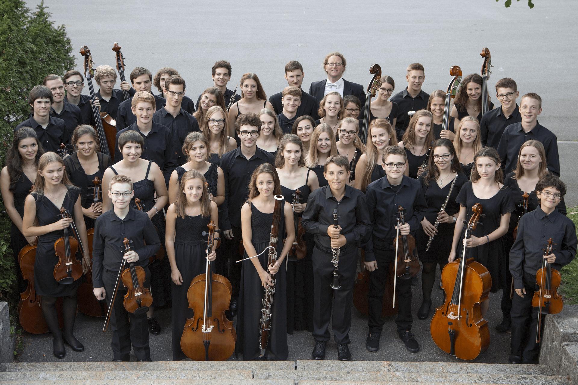 Das Siggenthaler Jugendorchester SJO